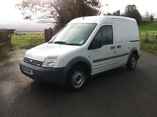 2008 FORD TRANSIT CONNECT LWB HIGH ROOF VAN NO VAT