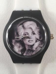 Vintage Dolly Parton- Retro 80s designer watch