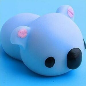 Soft Sticky Cute Animal Squishy Toy Mochi Rising Antistress Ball Squeeze Abreact