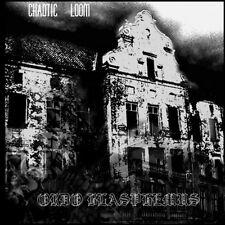Ordo Blasphemus - Chaotic Loom CD,Peste Noire,FRANCE BM