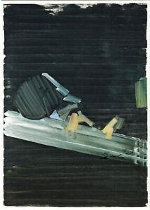 Postkarte: Magnus von Plessen - Sviatoslav Richter / Klavier / 2002