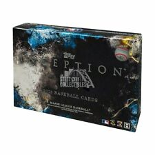 Colorado Rockies 2018 Topps Inception 1Box! Live Break #1