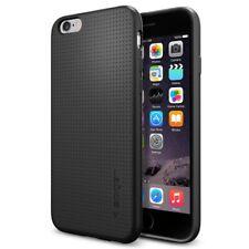 SPIGEN iPhone 6 6s funda de móvil, funda protectora, funda Core Liquid air Black negro