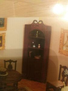 Puppenstubenmöbel 2 Schränke, 1 Sofa, 1 Sessel alle Original verpackt