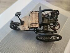 Model Of The First Mercedes  Car