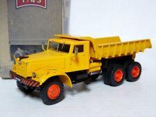Altaya Ixo 1/43 Russian 1967 KrAZ 256 Dump Truck Diecast Model
