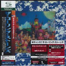 ROLLING STONES JAPAN MINI THEIR SATANIC MAJESTIES REQUEST SHM CD LAST ONE