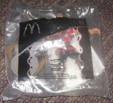 2002 Beauty and the Beast McDonalds Happy Meal Toy - Gaston #5