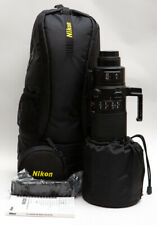 Nikon Nikkor 200-400mm 400 f/4 f4 4.0 G IF-ED AF-S VR II 2 - SHARP! *USA*
