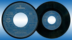 Philippines TEARS FOR FEARS Shout (Full Version) 45 rpm Record