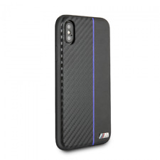 iPhone X BMW Hard Case PU Carbon by CG Mobile