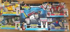 Playmates 2017 Classic 1984 Voltron - Complete set. SEALED