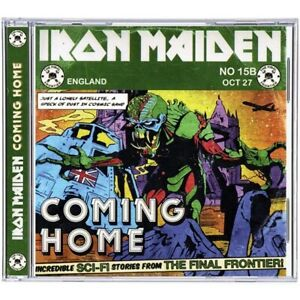 CD Slipcase Iron Maiden 2010 - Coming Home - Unofficial EP