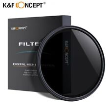 K&F Concept ND Fader Variable Neutral Density Adjustable ND Filter ND2 to ND400