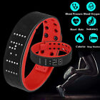 Smart Heart Rate Bracelet Sports Fitness Tracker Waterproof Android IOS Watch US