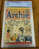 ARCHIE COMICS # 57 ( CBCS 3.5)