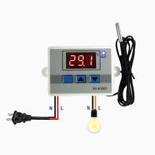 12V Digital Temperaturregler Thermostat LED Control Temperatur Regler -50~110℃.