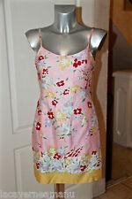 jolie robe imprimé fleurs + jupon RALPH LAUREN taille 36 (US 6)