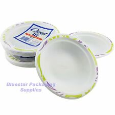 100 x 17cm Super Strong High Quality Chinet Disposable Party Bowls (10 x 10)