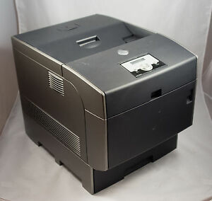 Dell 5100cn Workgroup Color Laser Printer 198k Pages 30 Day Warranty
