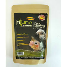 10 oz inTune Natural Hand Feeding Formula by Higgins for Baby Birds Parrots