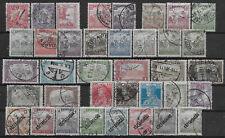 ###  Ungarn 1916-1932  große Sammlung (o)  ###