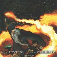 Harry Potter and the Half-Blood Prince, CD/Spoken Word by Rowling, J. K.; Fry...