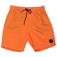Oakley FP DEFENDER Shorts Bonfire Orange 36 XL Mens Casual Boardshort Short