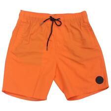 Oakley FP Defender Shorts Bonfire Orange 34 L Mens Casual Boardshort Beach Short