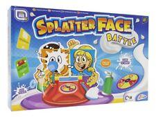 Splatter Face BATTLE DUEL Pie Splatting Childrens Family Fun Dare Game RB05-0003
