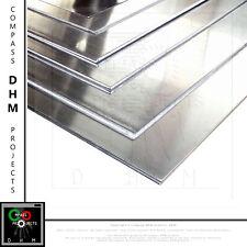 Plaque aluminium epaisseur 1mm alu sur mesure tôle feuille usinage fraisage CNC