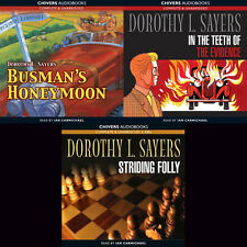 Dorothy L.Sayers - Lord Peter Wimsey Books 13-15 Audio Collection (06) on mp3 CD