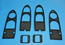 New Pair of Tail Lamp and Reverse Gaskets Seal Kit MGB MG Midget 1970-1980