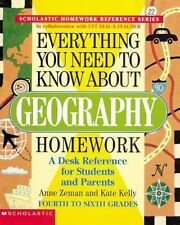 Everything You Need To Know About Geography Homework (Evertything You Need To