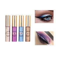 MakeUp Shiny Waterproof Eyeshadow Glitter Liquid Eyeliner Metallic Eye Liner Pen