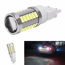 4Pcs Car 3157 33SMD Bright LED Bulbs Brake Tail Turn Signal Warning Light DC 12V