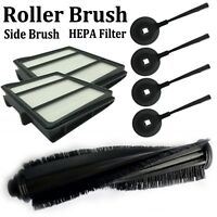 HEPA Filter & Side/Main Brush For Shark ION Robot RV700_N RV720_N RV750_N RV850