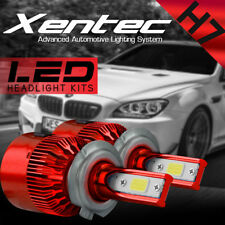 XENTEC LED HID Headlight kit H7 White for Mercedes-Benz E55 AMG 1998-2006