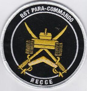 Belgian army  RGT PARA COMMANDO RECCE patch