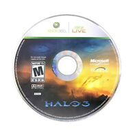 Halo 3 (Microsoft Xbox 360) Game Disc ONLY Tested Working