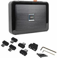 "Alpine PDX-V9 900 vatios 5 canales auto amplificador de Audio Clase ""D"" 100Wx4 + 500Wx1"
