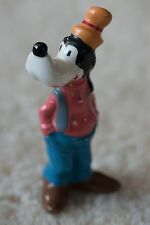 Disney Goofy Vintage Figure with a Hanger in His Chest