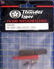 Thunder Tiger PD6298 Supp. Carrozzeria Ducati FM1E Rear Body Post modellismo