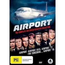 Airport (DVD, 2019, 4-Disc Set)