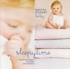 Martha Stewart Baby: Sleepytime, Various Artists, Good