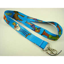 Scooby Doo Neck Lanyard Strap Cell Mobile Phone ID Card Key Holder + GIFT