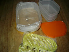 lot de 3 boites refrigerateur tupperware