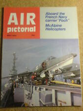 AIR PICTORIAL - McALPINE COPTERS - May 1980 Vol 42 #5