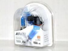 Nokya 7000k 55w Arctic White 9006/HB4 Halogen Headlight Low Beam Bulbs C