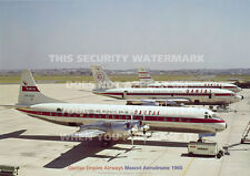 QANTAS LOCKHEED ELECTRA - BOEING 707 MASCOT - A3 POSTER PICTURE PRINT IMAGE x